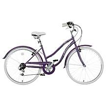 image of Real Verve Womens Hybrid Bike - 16""
