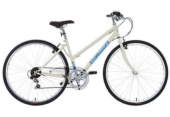 Real Clifton Womens Hybrid Bike - 17