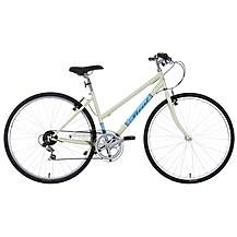 image of Real Clifton Womens Hybrid Bike - 17""