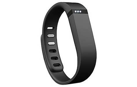 image of Fitbit Flex Fitness Tracker Black