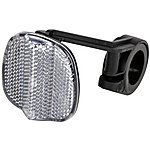 image of Halfords Essentials Front Bike Reflector