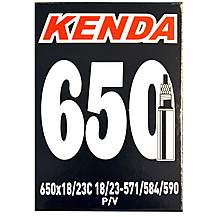 "image of Kenda Presta Bike Inner Tube - 26"" x 1"" 650C"
