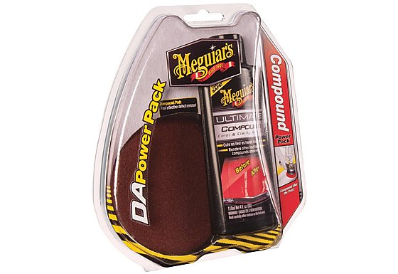 Meguiar's DA Compound Power Pack
