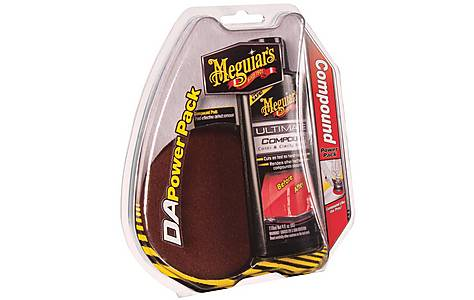 image of Meguiar's DA Compound Power Pack