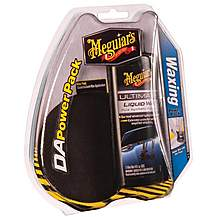 image of Meguiar's DA Waxing Power Pack