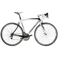 Pinarello Rokh T2 105 Road Bike 2014 White - 52cm at Halfords Online