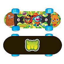image of Moshi Monsters Satchel Skateboard