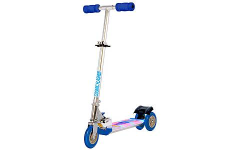 image of Blue Cosmic Light Scooter