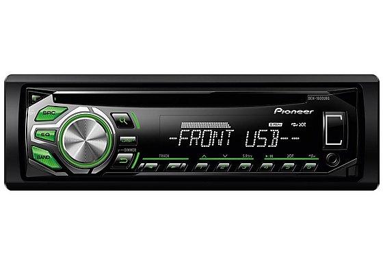 Pioneer DEH-1600UBG Car Stereo