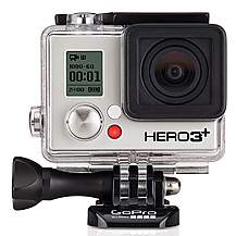 image of GoPro Hero3+ Black Edition Camera