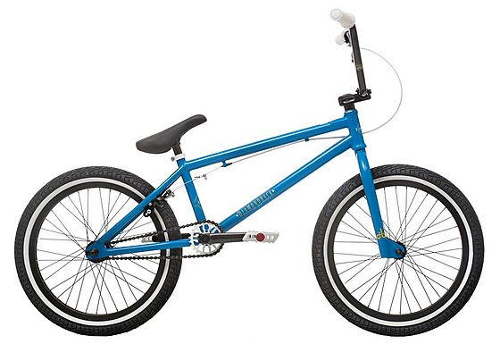 Diamondback Recon BMX Bike - Satin Blue