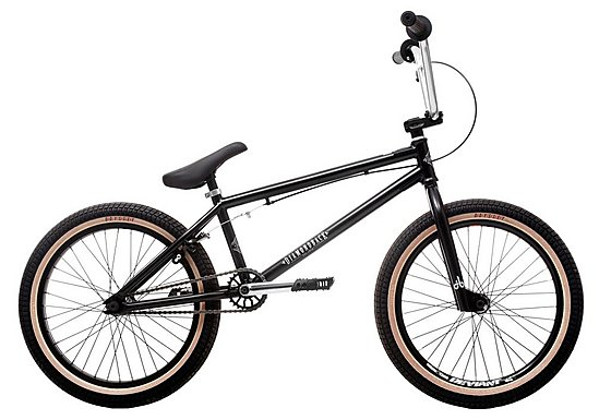 Diamondback Forum BMX Bike - Satin Black