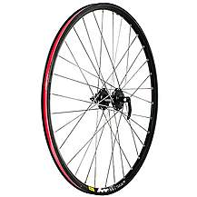 "image of Pro Build XM319 Disc Rim Deore Front Wheel - 27.5"""