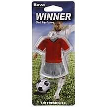 image of Winner Football Air Freshener Red/White Kit