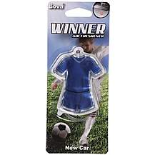image of Winner Football Air Freshener Blue Kit