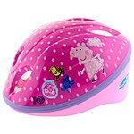 image of Peppa Pig Kids Bike Helmet (48-52cm)