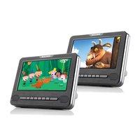 """Nextbase Car 7 Dual - 7"""" Dual Portable In-Car DVD Players"""