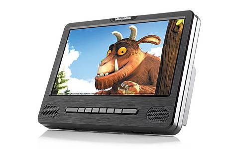 """image of Nextbase Car 9 - 9"""" Portable In-Car DVD Player"""