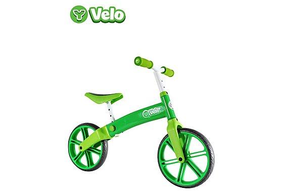 Y Velo Balance Bike Green - 12