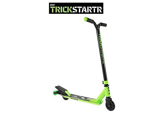 EXY Trickstartr Stunt Scooter Green