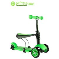 Y Glider 3 in 1 Scooter - Green