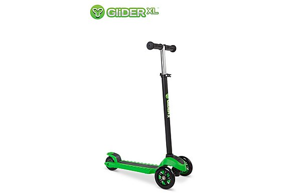 Y Glider XL Scooter Green