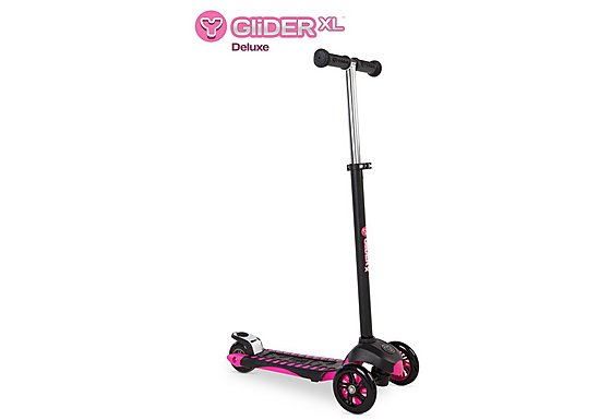 Y Glider XL Deluxe Scooter Pink