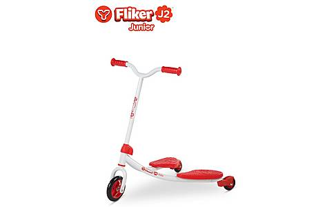 image of Y Fliker J2 Junior Scooter - Red