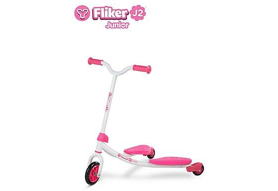 Y Fliker J2 Junior Scooter Pink