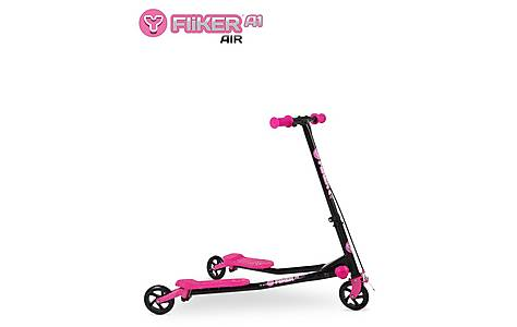 image of Y Fliker A1 Air Scooter - Black & Pink