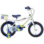 "Apollo Police Patrol Boys Bike - 14"""