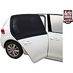 image of Halfords Rear Window Sunshade - Small Square