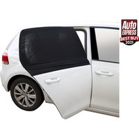 Halfords Rear Window Sunshade - Large Square (Pack of 2)