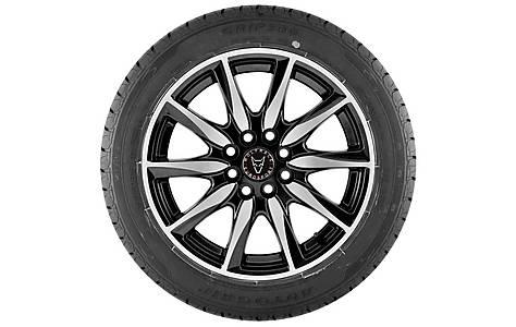 """image of Wolfrace Raptor 15"""" 6.5J  Alloy Wheel & Tyre"""