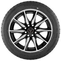"Wolfrace Raptor 15"" 6.5J Alloy Wheel & Tyre"