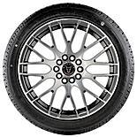 "Wolfrace Eurosport Bayern 100/112 ET42 17"" 215/45 Alloy Wheel & Tyre"