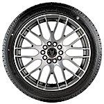 "image of Wolfrace Eurosport Bayern 100/112 ET42 17"" 215/45 Alloy Wheel & Tyre"