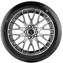 "image of Wolfrace Bayern 108/114 ET42 17"" 215/45 Alloy Wheel"