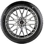 "Wolfrace Bayern 108/114 ET42 17"" 215/45 Alloy Wheel"