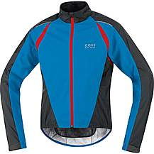 image of Gore Contest 2.0 Mens AS Jacket Blue/Black