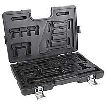 image of Halfords Advanced  90pc Blow Mould Case
