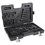 Halfords Advanced  120pc Blow Mould Case