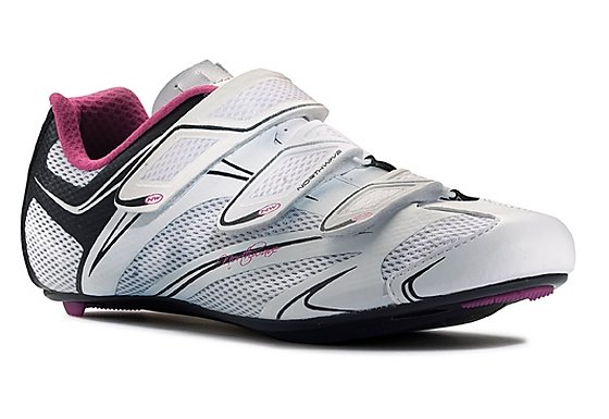 Northwave Womens Starlight 3S Cycling Shoes - White/Black