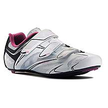 image of Northwave Womens Starlight 3S Cycling Shoes - White/Black