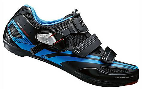 image of Shimano R107 SPD-SL Road Cycling Shoes