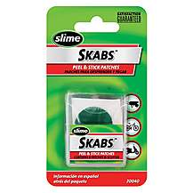 image of Skabs Bike Tube Peel and Stick Patches