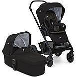 Joie Chrome DLX Stroller with Carrycot