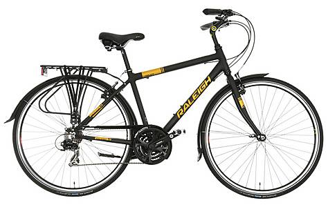 image of Raleigh Loxley Mens Hybrid Bike