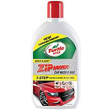 image of Turtle Wax Essential Zip Wax Super Concentrate Wash & Wax 1L