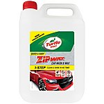 image of Turtle Wax ZipWax Super Concentrate Wash & Wax 5 Litre